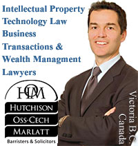 James Hutchison, Victoria corporate-commercial  lawyer  practising Intellectual property and technology law which also may involve Trade Marks and Copyright law