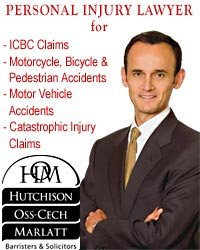 Lorenzo Oss-Cech, Victoria Personal Injury Trail Lawyer