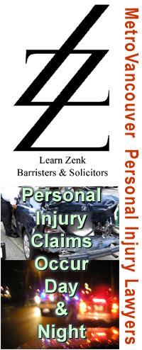 logo of Learn Zenk barristers and solicitors an association of independent law corporations
