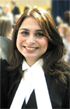 Shelina Shariff, personal injury lawyer fluent in Urdu and Hindi, with some Gujarati, Punjabi and Spanish