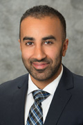 Bhav Tathgar, lawyer, fluent in Punjabi,  for wills, real estate and businesses, associate with McConnan Bion O'Connor Peterson law firm in downtown Victoria