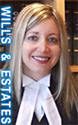 Charlotte A. Salomon, wills, estates, incapacity planning  itigation lawyer - also has  background in real estate development - helps plan for your wealth management as  part of your estate planning