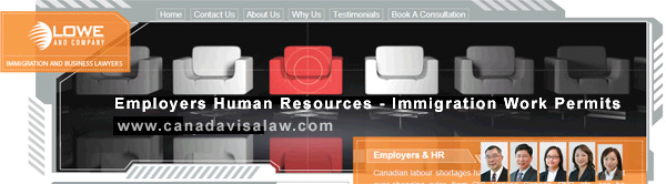Jeffrey Lowe's team of Canada immigration lawyers and certified  immigration consultants