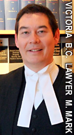 Michael Mark, Personal Injury / ICBC car, motorcycle, pedestrian collision  accident claims disputes and Wills Disputes Lawyer